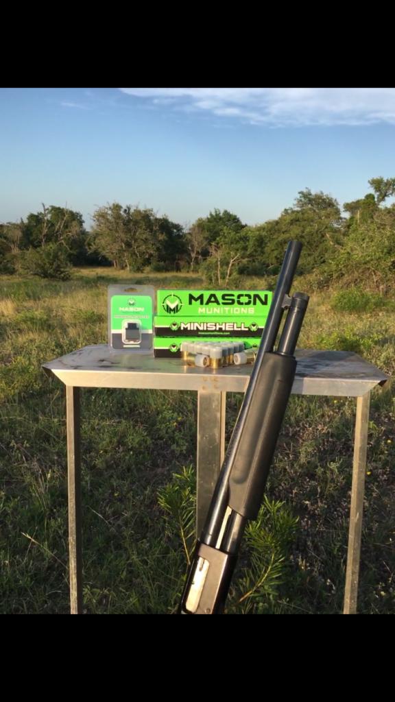 Minishells, Adapter, Mossberg Shotgun